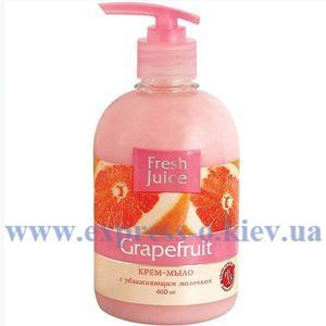 Изображение Жидкое крем-мыло Fresh Juice Грейпфрут, 460 мл