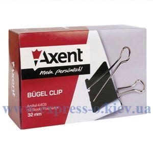 Изображение Зажим для бумаги Axent, 32 мм