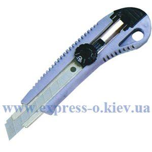Изображение Нож канцелярский Е40502, 18 мм