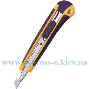 Изображение Нож малый с метал. направляющей резиновые вставки ВМ.4601