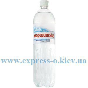 Изображение Вода минеральная  Моршинская 1,5 л негазированная