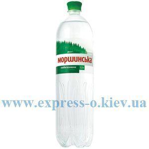 Изображение Вода минеральная  Моршинская 1,5 л слабогазированная