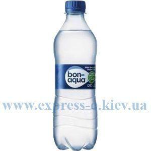 Изображение Вода минеральная Bon Aqua 0,5 л газированная
