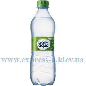 Изображение Вода минеральная Bon Aqua 0,5 л среднегазированная