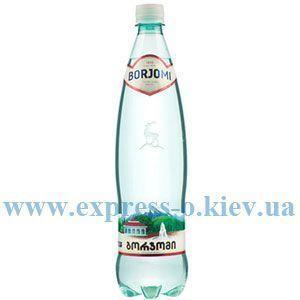 Изображение Вода минеральная Боржоми 0,75 л газированная