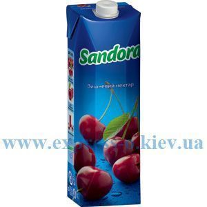 Изображение Нектар Sandora  вишневый 0,95 л