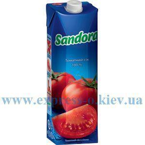 Изображение Сок Sandora   томатный 0,95 л