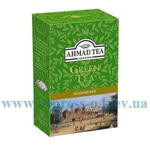 Изображение Чай листовой Ahmad Green Tea 100 г