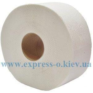 Изображение Бумага туалетная Jumbo 2-слойная белая