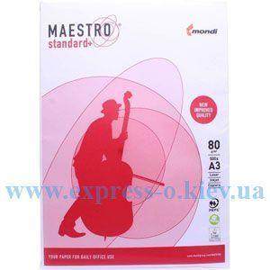 Изображение Бумага А3 Маестро Стандарт+  80 г/м2 500 листов